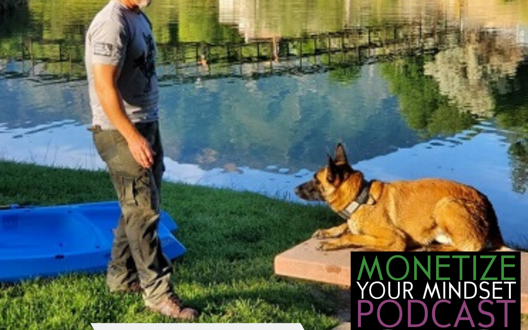 MYM #46 Sean Knudsen – From PTSD to Training Your Pooch!